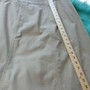 Women's demin skirt